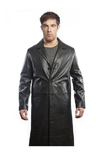 mens leather coats